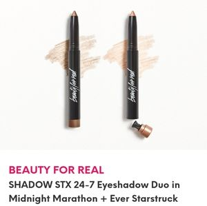 Beauty for Real 2 pc Eyeshadow set
